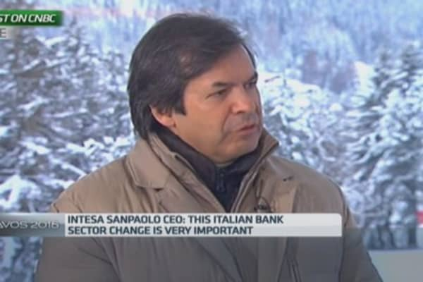A revolution in Italy's banking reforms