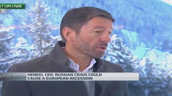 Russian crisis = European recession?