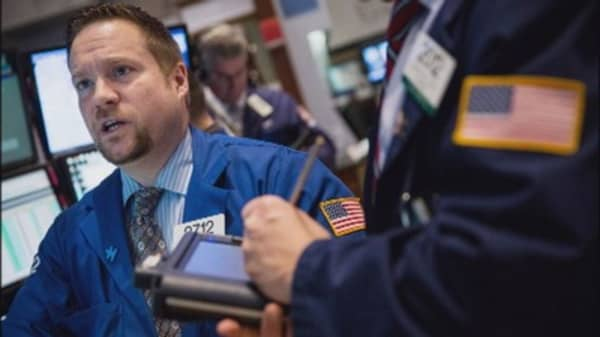 Volatility remains key factor on Wall Street