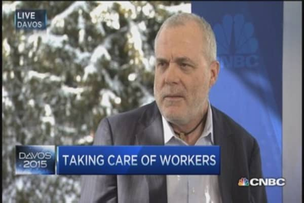 Aetna CEO: Raising the bar on wages