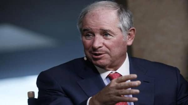 Here's how to fight income inequality: Blackstone CEO