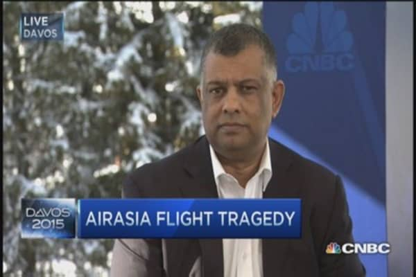 AirAsia CEO: 'Toughest day of my life'
