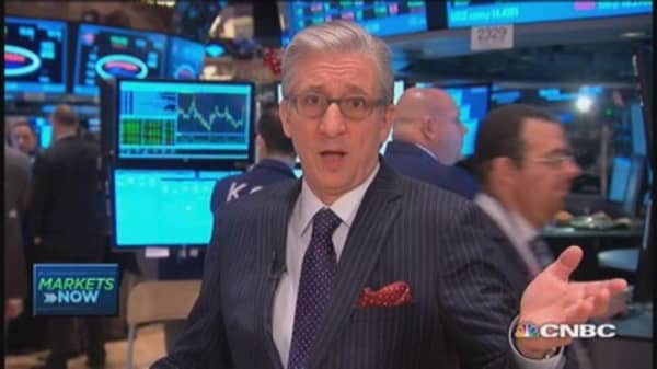 Pisani: Strange moves in China