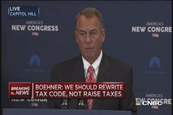 Boehner: White House 'fantasyland proposals' will not distract