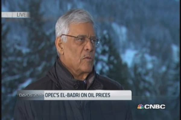 OPEC SecGen: We have to cut production together