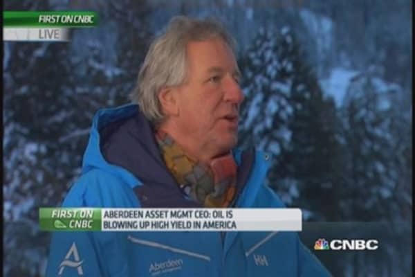 Europe 'has' to do QE: CEO
