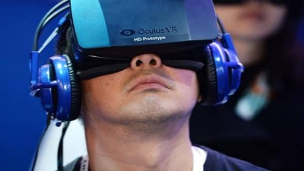 Peering into the future of virtual realty
