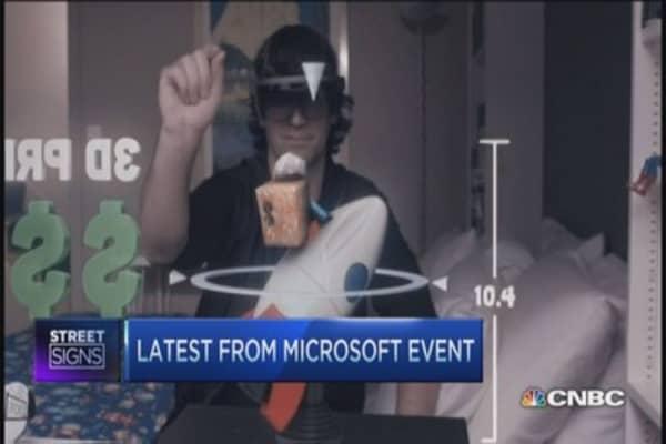 Windows 10 critical for Nadella