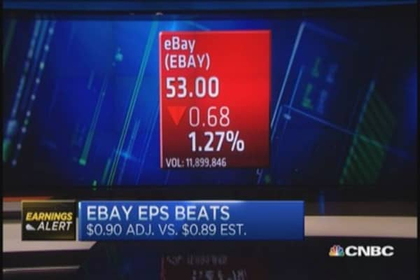 Ebay's guidance 'terrible': Trader