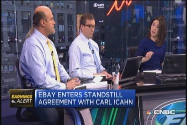 Think eBay? Think PayPal: Gillis