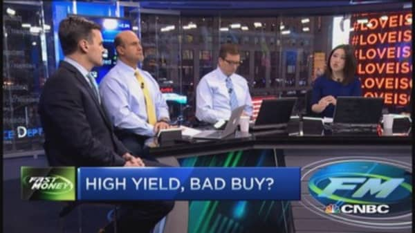 High yield, bad buy?