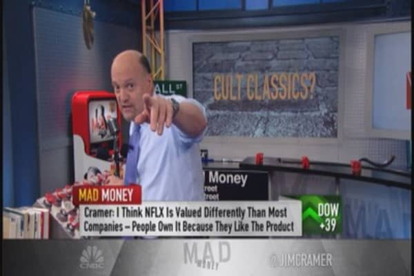 Cramer: This was a Netflix day