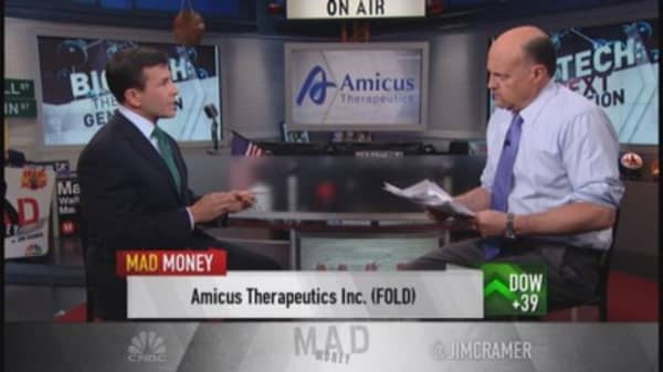 Amicus Therapeutics CEO: Driving science to a cure