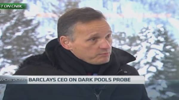 We can put litigation issues behind us in 2015: Barclays CEO