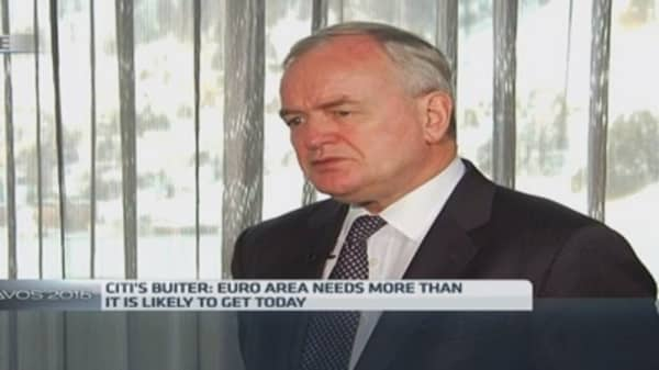 QE: 'Not enough to get Europe out of its rut'