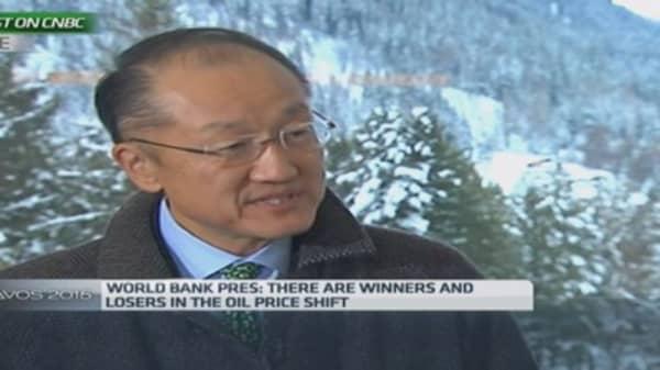 World Bank President welcomes ECB QE