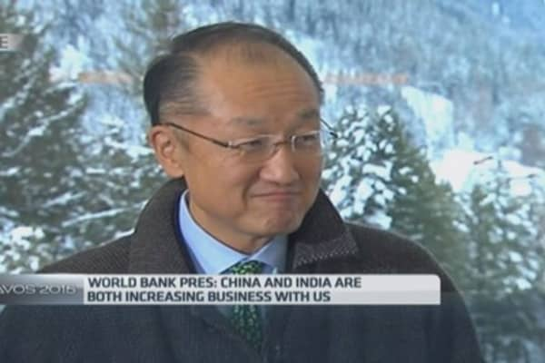 World Bank: 'Snuffing out' epidemics