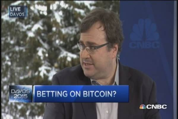 Tech titan's bitcoin bet