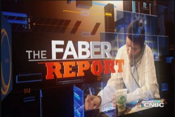 Faber Report: Verizon trending right way