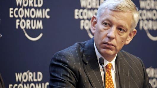 Dominic Barton, managing director of McKinsey & Co.