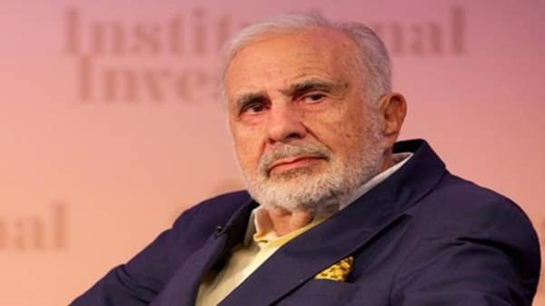 Icahn: I believe oil will go lower