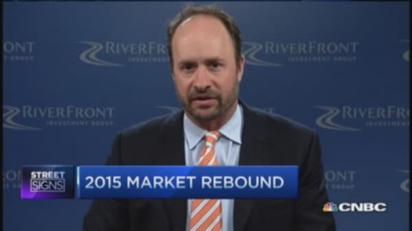 Safety plays amid volatility