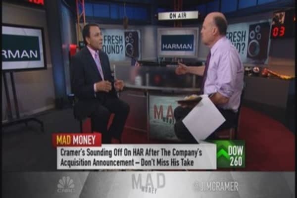Harman CEO: Synergy between recent acquisitions