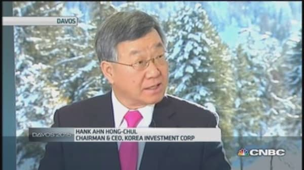 KIC CEO: Still looking to invest overseas