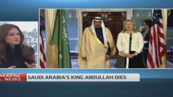 What Saudi's King Abdullah's death means for politics