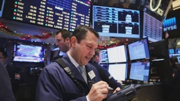 Wall Street in late January turnaround