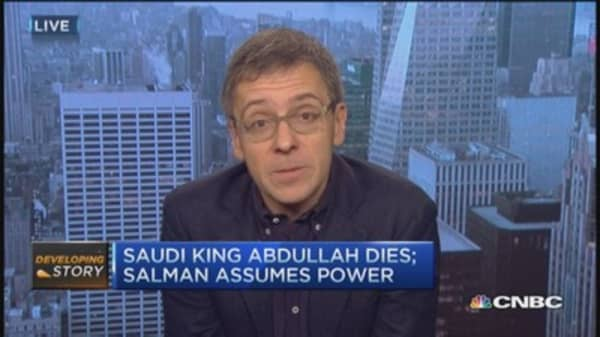 Will Saudi's reduce oil production?
