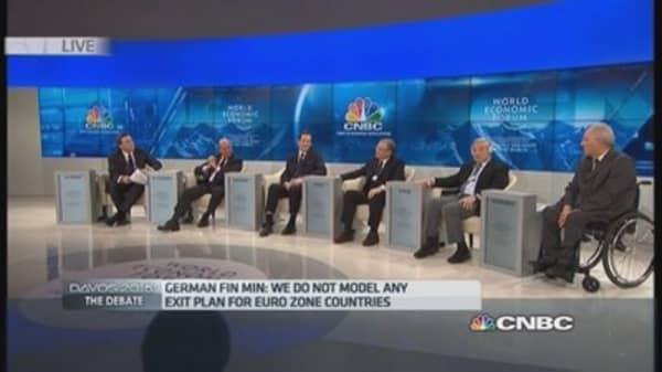 We have not modeled a Greek EU exit: Schäuble
