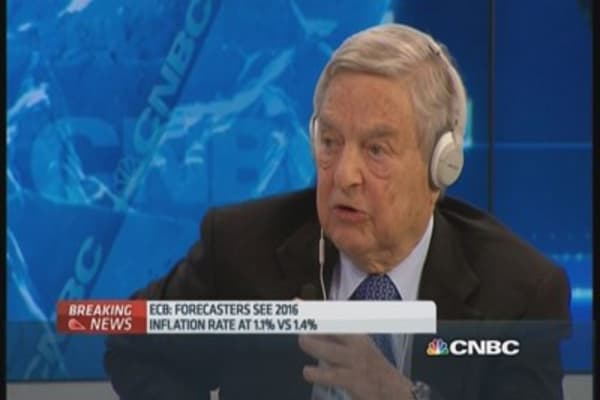 Leaders not aware of Russia danger: Soros