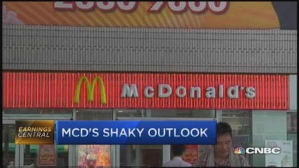 McDonald's 'signs of stabilization': Pro