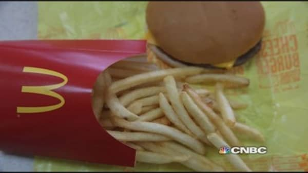 McDonald's 2015 game plan: Create Your Taste