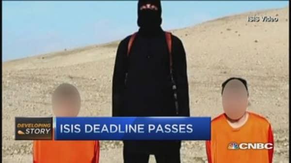 ISIS deadline passes