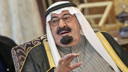 King Abdullah