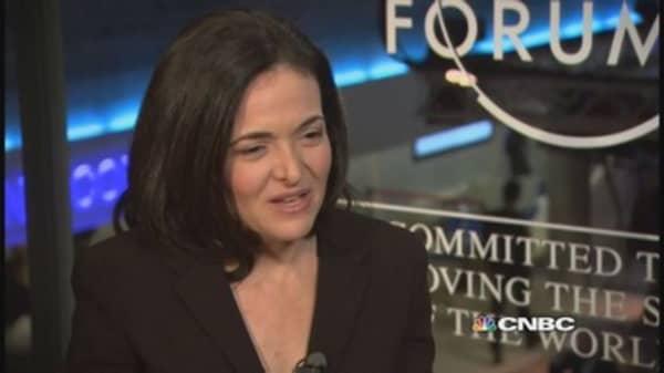 Face to Face: Sheryl Sandberg & Melinda Gates