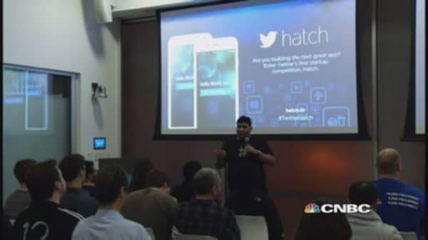 Twitter pitches developers on cross-country roadshow