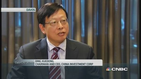 Where China's massive wealth fund is eyeing in 2015