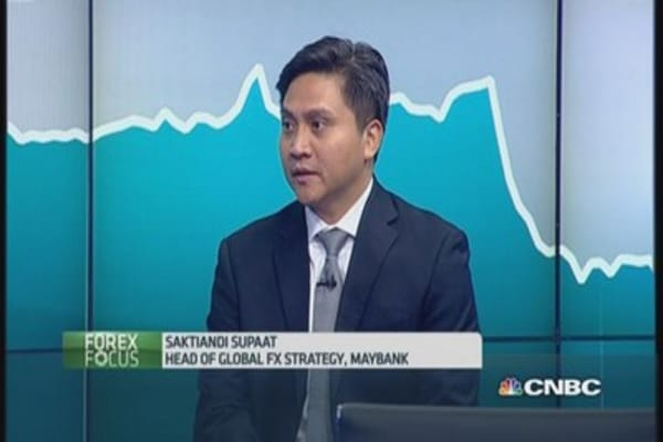 Continue to short the euro: Maybank