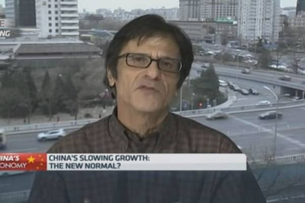 Why China's economy will 'slow significantly'