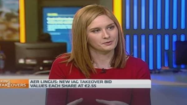 Aer Lingus bid: Hot topic for Ireland