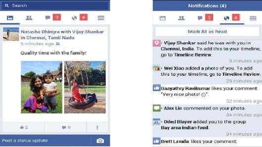Facebook launches lite app for emerging markets facebook taps emerging markets with stripped down app stopboris Images
