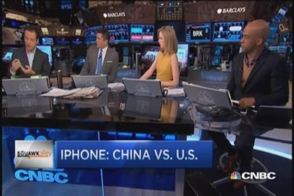 Xiaomi a Samsung strangler?