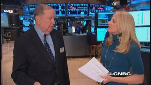 Cashin says: Watch MSFT market share