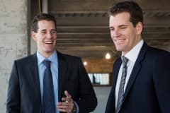 Winklevoss stays bullish on bitcoin, hires NYSE CIO to his firm, Gemini