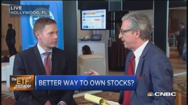 The ETF boom: Better way to own stocks?