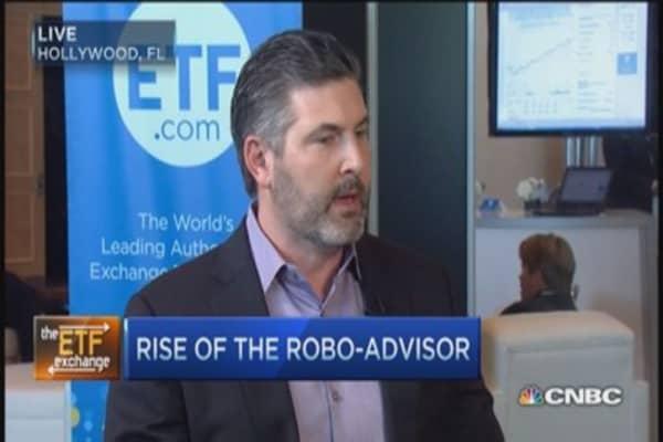 Rise of the robo-advisor