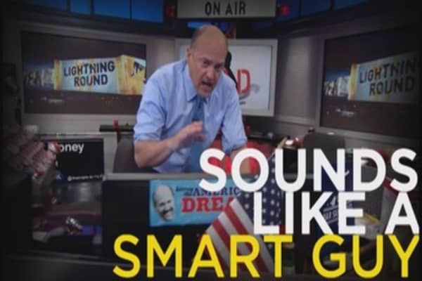 Cramer: Get a piece of this new stock